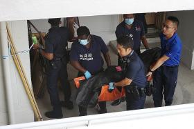 Mother and son found dead in Little India