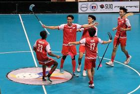 Singapore unbeaten at AOFC Cup, but coach Lim not entirely satisfied