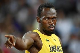 Usain Bolt: Jamaica's male sprinters are too spoiled