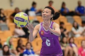 Carmen Goh juggles netball with her day job as a doctor