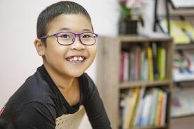 Eight-year-old cancer survivor pens and illustrates first book