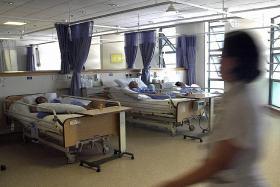 Prolonged hospital stays detrimental to seniors
