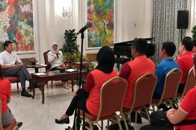President Halimah to honour 'behind-the-scenes' workers