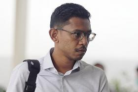 SCDF officer told by accused to push NSF into well: Witness