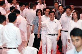 PAP leadership must be 'anchored on trust': DPM Heng