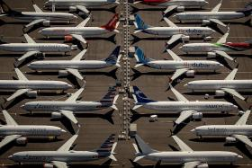 Boeing reports biggest-ever loss as 737 MAX issue drags on
