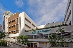 Staff evacuated after fire breaks out at Mount Elizabeth Hospital