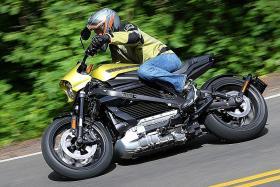 Harley-Davidson LiveWire: Wired for thrills
