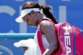 Sloane Stephens, Madison Keys slip in opening round of Citi Open