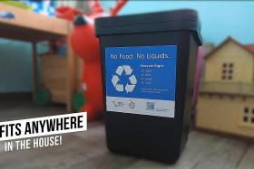18,000 HDB households to  get free Ikea recycling bins