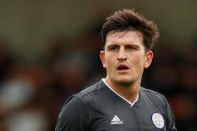 Harry Maguire is finally a Manchester United player.