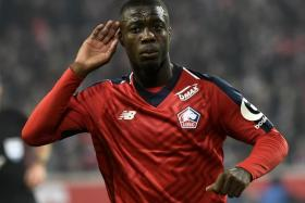 Nicolas Pepe will provide even more firepower to the Gunners' attack.