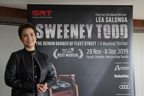 Lea Salonga: Killer musical Todd Sweeney still timely 40 years on