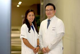 Former journalist and bank employee training to be doctors