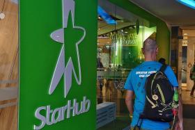 StarHub's Q2 profits fall 36% on higher costs