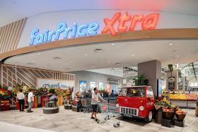 Largest FairPrice Xtra hypermarket opens at VivoCity