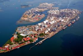 Shell may install solar panels to power Bukom refining site