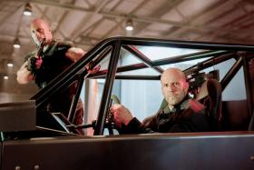 Movie review: Fast & Furious Presents: Hobbs & Shaw