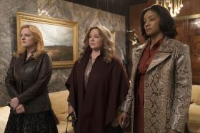 McCarthy, Haddish and Moss raise hell in mob drama The Kitchen