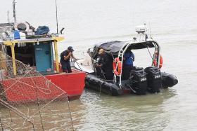 Search area for two missing Singaporean kayakers almost doubles