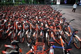 SG Bike set to take over from Mobike