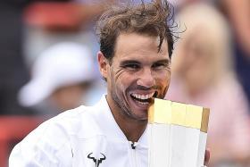 Rafael Nadal wins his 35th Masters, skips Cincinnati