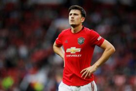 Harry Maguire (above), Daniel James and Aaron Wan-Bissaka impressed on their debuts.