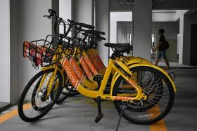 Bicycle-sharing newcomer Moov applies for full licence