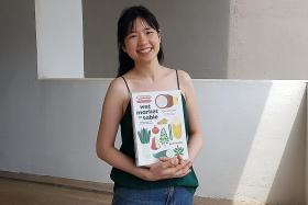 Pamelia Chia's cookbook Wet Market To Table targets young adults