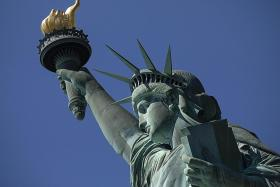 US immigration chief condemned for twisting Statue of Liberty poem