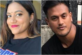 """Local YouTuber Preeti Nair and her brother, Subhas Nair, drew flak over the controversial rap video they released in response to the """"brownface"""" advertising campaign.TNP FILE PHOTO, SUBHASMUSIC/INSTAGRAM"""