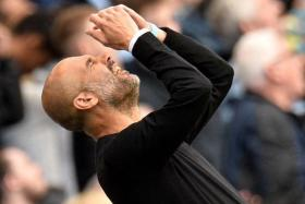 The VAR strikes against Pep Guardiola's side a second time in four months.
