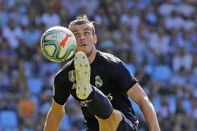 Zinedine Zidane insists Gareth Bale will stay at Real Madrid