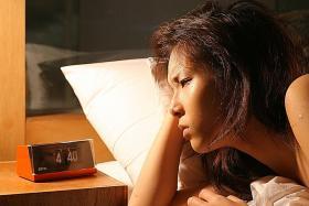 Sleeping late can harm your health