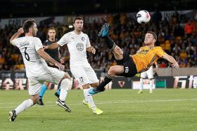 Wolves bullish about continuing good run against Manchester United