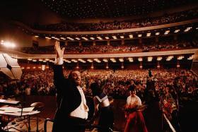 Ron Howard frames Pavarotti story through arias for new documentary