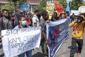 Indonesia cuts off Internet in Papua to curb further violence