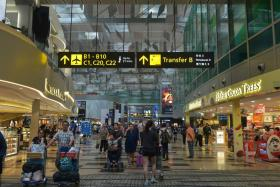 Aussie jailed for stealing $10,000 worth of items from Changi Airport
