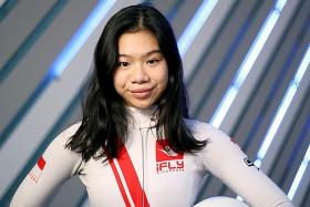 Kyra Poh gets her hat-trick