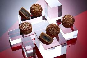 Not your everyday mooncakes