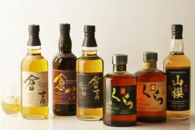 Today, Japanese single malt whiskies are all the rage.