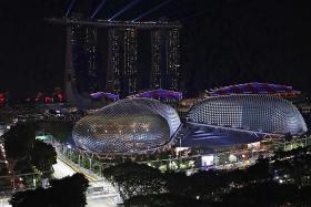 Complete your F1 experience at precinct parties next month