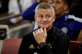Manchester United manager Ole Gunnar Solskjaer is placing his faith on his remaining strikers Anthony Martial, Marcus Rashford and Mason Greenwood.