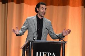 Sacha Baron Cohen is more than just funny
