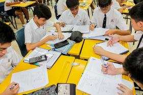 28 schools to pilot aspects of full subject-based banding