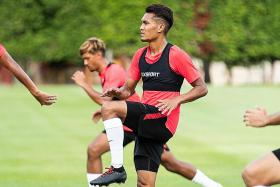 Speedy winger Hafiz Nor refines game and returns to Lions' fold