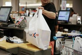 FairPrice to start charging for plastic bags at 7 outlets in trial