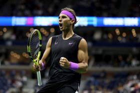Rafael Nadal will meet Daniil Medvedev in the US Open final.