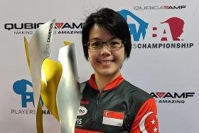 Bowler Cherie Tan is first Asian to win PWBA Players' C'ship