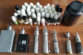 Peddler of illegal vaporisers fined record $99,000